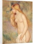 Standing Bather by Pierre Auguste Renoir