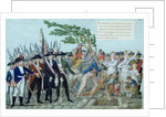 The Planting of a Tree of Liberty by Lesueur Brothers