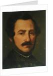 Portrait of Gaetano Donizetti by Italian School