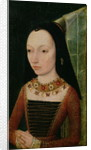 Margaret of York Duchess of Burgundy by Netherlandish School