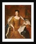 Elisabeth-Charlotte d'Orleans Duchesse de Lorraine by Pierre Gobert
