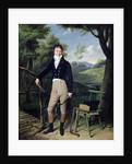 Portrait of a Man, possibly Monsieur d'Aucourt de Saint-Just by Louis Leopold Boilly