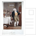 The End of the Gastronomes by Philibert Louis Debucourt