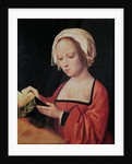 St. Mary Magdalene Reading by Adriaen Isenbrandt or Isenbrant