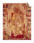 Icon of the Virgin and Child by Cypriot School
