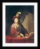 The Dreamy Philosopher by Dutch School