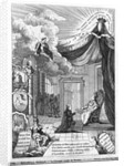 Allegory of the Report Given to Louis XVI by Jacques Necker in 1781 by French School