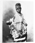 Senegalese Mother and Child by French Photographer
