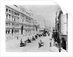 Cape Town: New Adderley Street by French Photographer