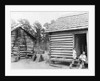 Log cabins in Thomasville, Florida by American Photographer