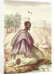 A Senegalese Marabout by Jacques Francois Gauderique Llanta