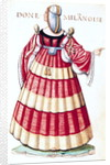 A Milanese Lady by French School