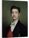 Eugene-Louis-Napoleon Bonaparte by Jules Joseph Lefebvre