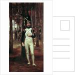 Grenadier Guard by Jean-Baptiste Edouard Detaille