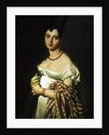 Madame Henri-Philippe-Joseph Panckouke by Jean Auguste Dominique Ingres
