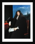 Jacques Tubeuf President of the Chambre des Comptes by Pierre Mignard