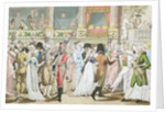 Costume Ball at the Opera by Jean Francois Bosio