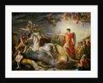 Allegory of the Surrender of Ulm by Antoine Francois Callet