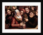 Merry Company by Jan Massys or Metsys