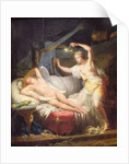 Cupid and Psyche by Jean-Baptiste Regnault