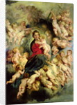 The Virgin and Child surrounded by the Holy Innocents or, The Virgin with Angels by Peter Paul Rubens
