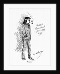 Arthur Rimbaud by Paul Verlaine