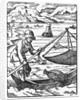 The fisherman by Jost Amman
