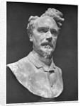 Bust of Henri Rochefort by Aime Jules Dalou
