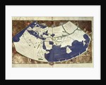 Map of the known world by Ptolemy