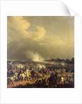 Battle of Boussu, 3rd November 1792 by Hippolyte Lecomte