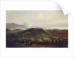 Battle of Croix des Bouquets by Charles Renoux