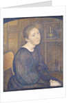 Aline Marechal by Georges Lemmen