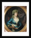Portrait of Madame Lepage by Dominique Doncre