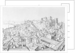 View of the Town of Avignon and its surroundings by Etienne Martellange