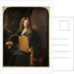 Portrait of Pierre Mignard by Hyacinthe Francois Rigaud