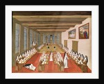 View of the Refectory by Louise Madelaine Cochin