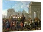Transport of Prostitutes to the Salpetriere by Etienne Jeaurat