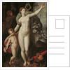 Venus and Cupid by Jacques de Backer
