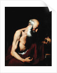 St. Jerome by Jusepe de Ribera