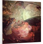 Truth, Leading the Sciences, Giving Light to Man by Paul Albert Besnard