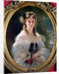 Portrait of Sophie Troubetskoy Countess of Morny by Franz Xaver Winterhalter