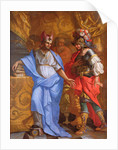 Meeting between Abraham and Melchizedek by French School