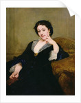 Madeleine Brohant of the Comedie-Francaise by Paul Baudry