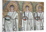 Procession of the Martyrs by Byzantine School