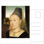 Barbara de Vlaenderberch by Hans Memling