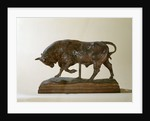 Small Bull by Antoine Louis Barye