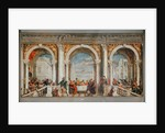 The Feast in the House of Levi by Veronese