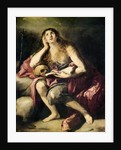 The Penitent Magdalene by Jusepe de Ribera