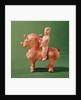 Horseman by Chinese School