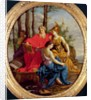 Allegory of a Perfect Minister or, The Minister of State with his Attributes by Eustache Le Sueur